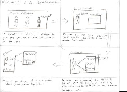 Design 1: Page 1