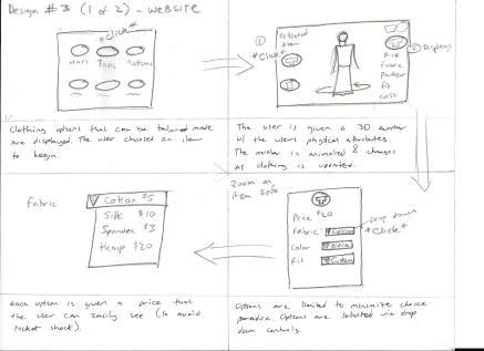 Design 3: Page 1